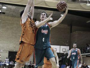 Valencia Basket aprende a sufrir en pretemporada