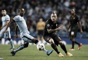 Diretta partita Roma - Manchester City, risultati live di Champions League