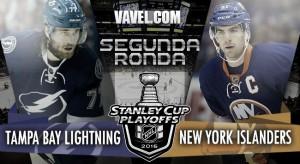 Tampa Bay Lightning -New York Islanders: Thomas Greiss ante la tormenta
