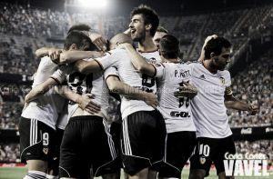 Fotos e imágenes del Valencia - Córdoba, de la 5ª jornada de la Liga BBVA