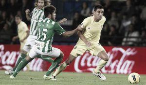 Betis vs Villarreal en vivo y en directo online
