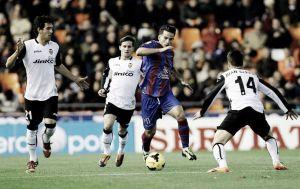 Levante - Valencia: El derbi más igualado de la historia