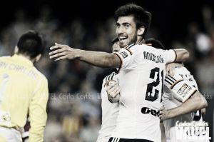 Córdoba - Valencia: puntuaciones del Valencia, jornada 24 de Liga BBVA