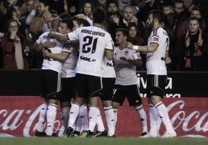 El Valencia vuelve a encontrarse a sí mismo