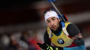 Oestersund: Martin Fourcade domina la sprint ed ipoteca anche l'inseguimento