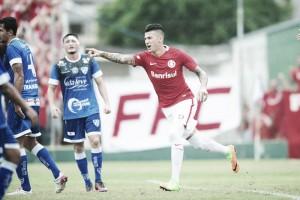 Internacional vence novamente Cruzeiro-RS e enfrenta Caxias na semifinal do Gauchão