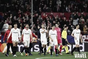 Manchester United vs Sevilla FC: puntuaciones del Sevilla, vuelta de octavos de Champions