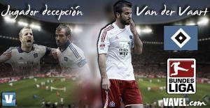 Jugador decepción de la Bundesliga 2013/2014: Rafael van der Vaart