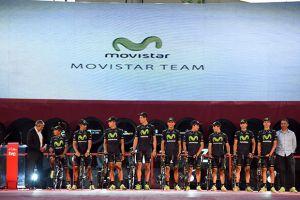 Movistar con Nairo Quintana, gana la primera etapa de la Vuelta a España