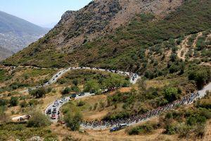 Vuelta, 7° tappa: arrivo adatto a colpi di mano, si muovono i big?