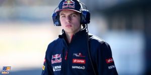 """Max Verstappen: """"Estoy contento con mi primer día de pruebas en Jerez"""""""