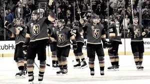 Vegas Golden Knights demolish San Jose Sharks in Game 1