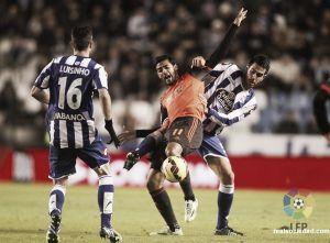 Deportivo de la Coruña - Real Sociedad: Puntuaciones jornada 12 Real Sociedad