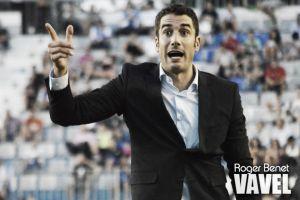 """Velázquez: """"Estoy muy feliz por los jugadores y la afición"""""""