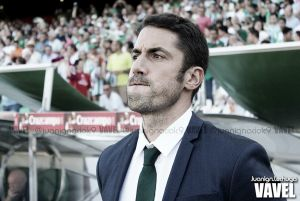 """Julio Velázquez: """"Obtuvimos un resultado justo, me voy contento"""""""