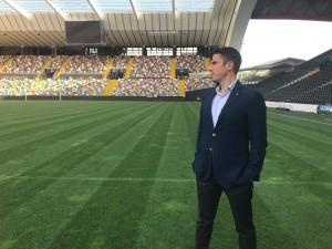 """Udinese - Velazquez: """"I contatti con Pozzo arrivano da lontano, vengo da un campionato competitivo"""""""
