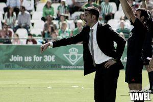 """Velázquez: """"El encuentro ha sido feo, pero los jugadores quieren lo máximo"""""""