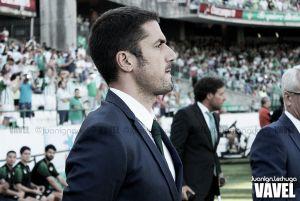 """Julio Velázquez: """"He decidido que Relaño sea el entrenador de porteros"""""""