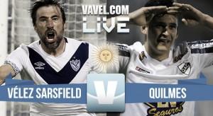 Vélez Sarsfield vs Quilmes en vivo online por el Torneo de la Independencia