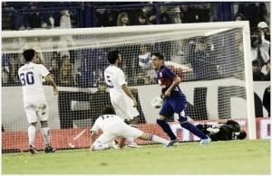 Últimos triunfos ante Vélez