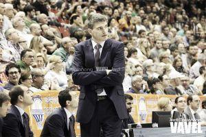 """Velimir Perasovic: """"Las pérdidas nos han impedido romper el partido en la primera parte"""""""