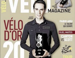 Cuarto Velo d'Or para Contador