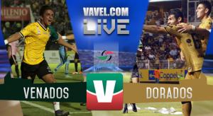 Dorados rescata un punto en Mérida
