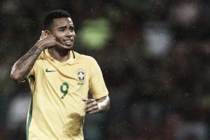 Brasil vence Venezuela sem sustos e assume liderança das Eliminatórias