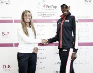 "Venus Williams: ""Las expectativas para volver al Grupo Mundial son muy altas"""