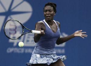 Venus Williams superó a Vinci y se cita con Muguruza en la final