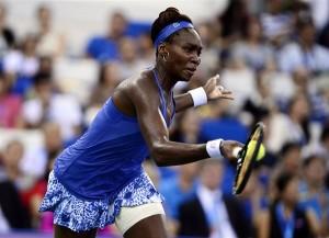 WTA Kaohsiung Final Preview: Venus Williams vs Misaki Doi