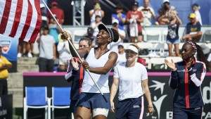 Fed Cup: USA vs Poland Day Two Recap