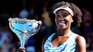 Venus Williams, un título y una maldición