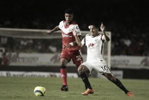 Veracruz dejó escapar la victoria y empató frente al América