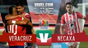 Resultado y goles del Veracruz 0-1 Necaxa de la Liga MX 2017