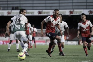 Tiburones divide puntos frente a Santos