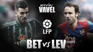 Previa Real Betis - Levante UD: tres puntos que dictarán la permanencia