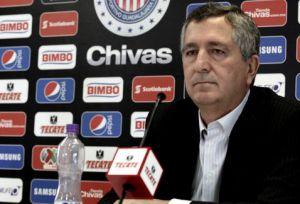"""Jorge Vergara: """"Invertir 25 MDD y no obtener resultados es frustrante para cualquiera"""""""