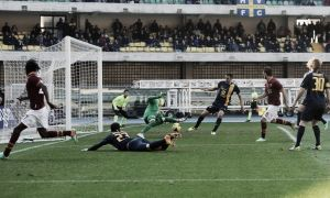 La Roma recupera la fe en Verona