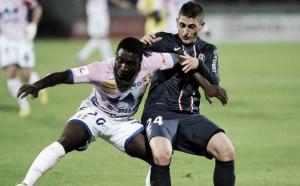 Un PSG sin brillo roza la Ligue 1