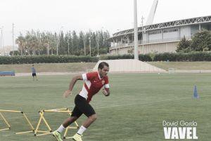 """Verza: """"Tengo contrato con el Almería y mi cabeza está aquí"""""""