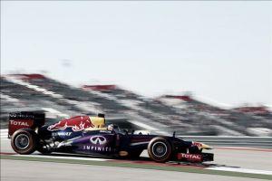 Vettel al frente de los Libres 3