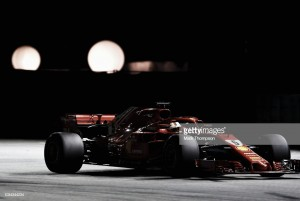 La prensa italiana, descontenta con Vettel