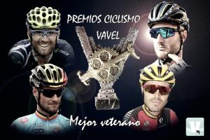 El Premio Ciclismo VAVEL al mejor veterano es para...