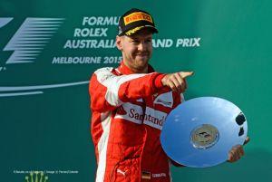 """Sebastian Vettel: """"Tenemos un coche maravilloso"""""""