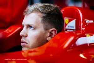 """Sebastian Vettel: """"Me gustaría desearle a Fernando Alonso una rápida recuperación"""""""
