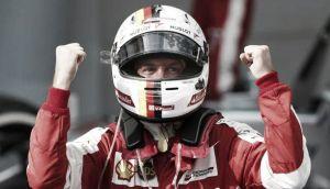 """Sebastian Vettel: """"He tenido casi una vuelta perfecta"""""""