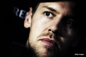"""Sebastian Vettel: """"No tenía sentido luchar con Lewis Hamilton hasta el final"""""""