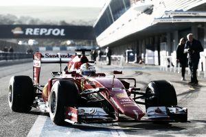 F1, Test Jerez Day 1. Resoconto