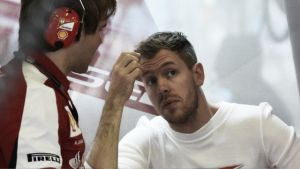 """Sebastian Vettel: """"Hemos cometido algunos errores al planear la clasificación"""""""